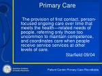 patient centric primary care roundtable2
