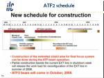 atf2 schedule