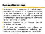 sessualizzazione
