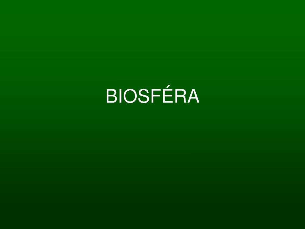 biosf ra l.