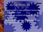 auto tech ii
