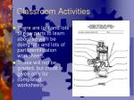 classroom activities10