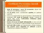 certificato prevenzione incendi norme di esercizio47