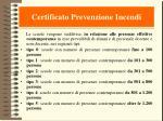 certificato prevenzione incendi44