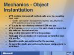 mechanics object instantiation14