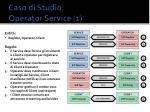 caso di studio operator service 1