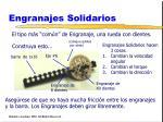 engranajes solidario s