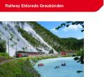 railway eldorado graub nden23