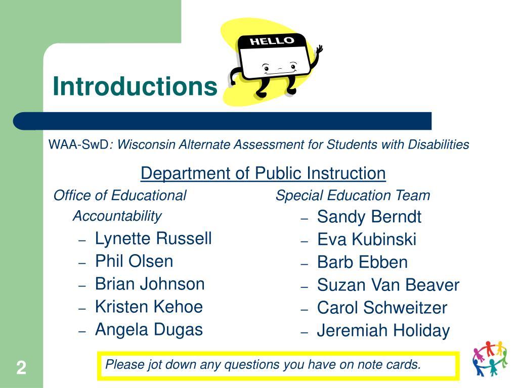 Office of Educational Accountability