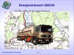 energieverbrauch 2005 06