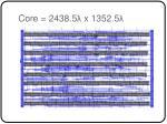 core 2438 5 x 1352 5