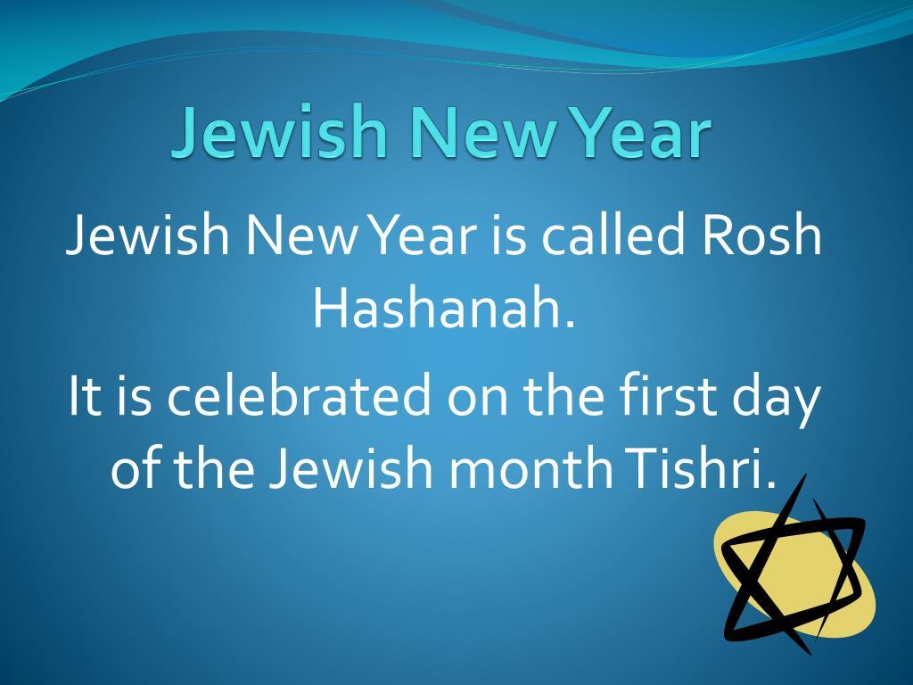 jewish new year l.