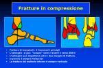 fratture in compressione
