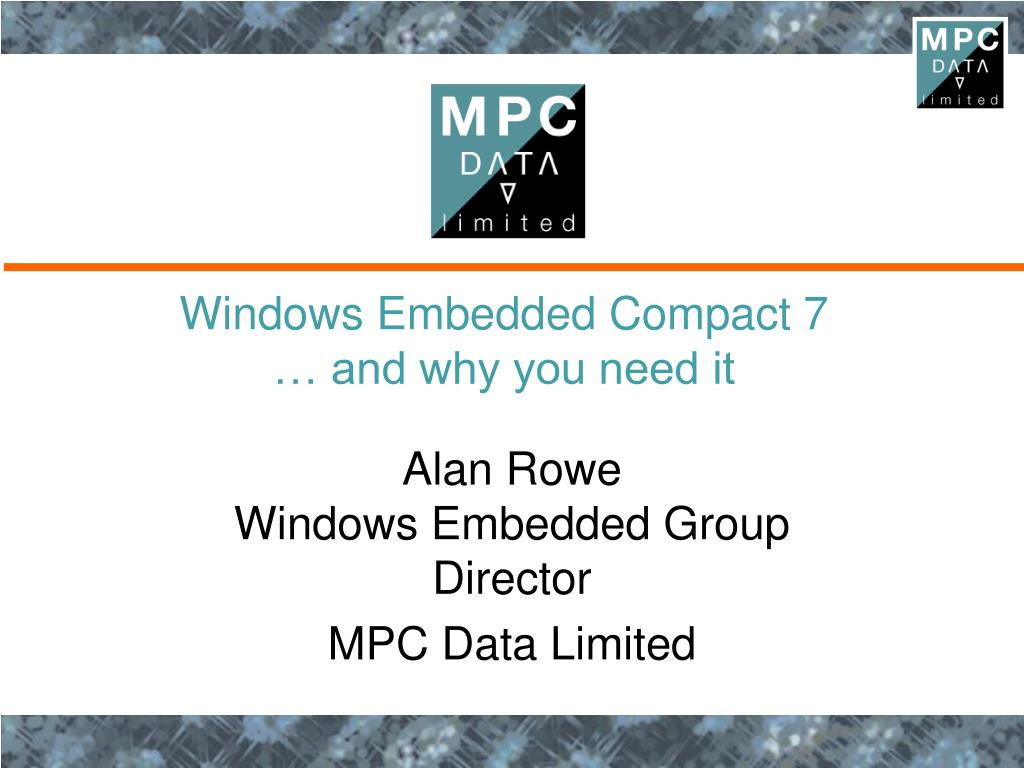 windows embedded compact 7 and why you need it l.