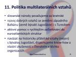 11 politika multilater ln ch vztah25