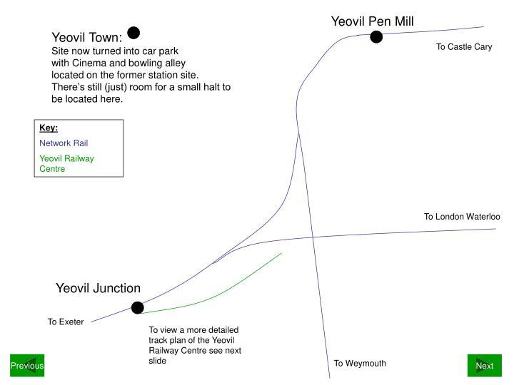 Yeovil Pen Mill
