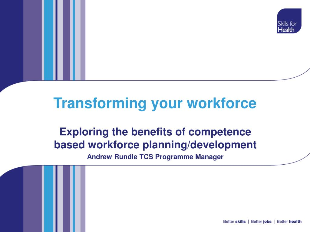 transforming your workforce l.