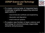 cersp science and technology goals8