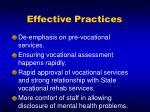 effective practices13