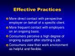 effective practices14