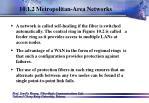 10 1 2 metropolitan area networks9