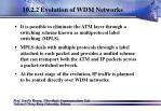 10 2 2 evolution of wdm networks28