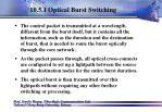 10 5 1 optical burst switching93