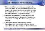 10 5 1 optical burst switching96