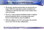 10 5 3 high speed tdm networks107