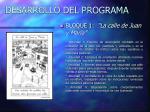 desarrollo del programa23