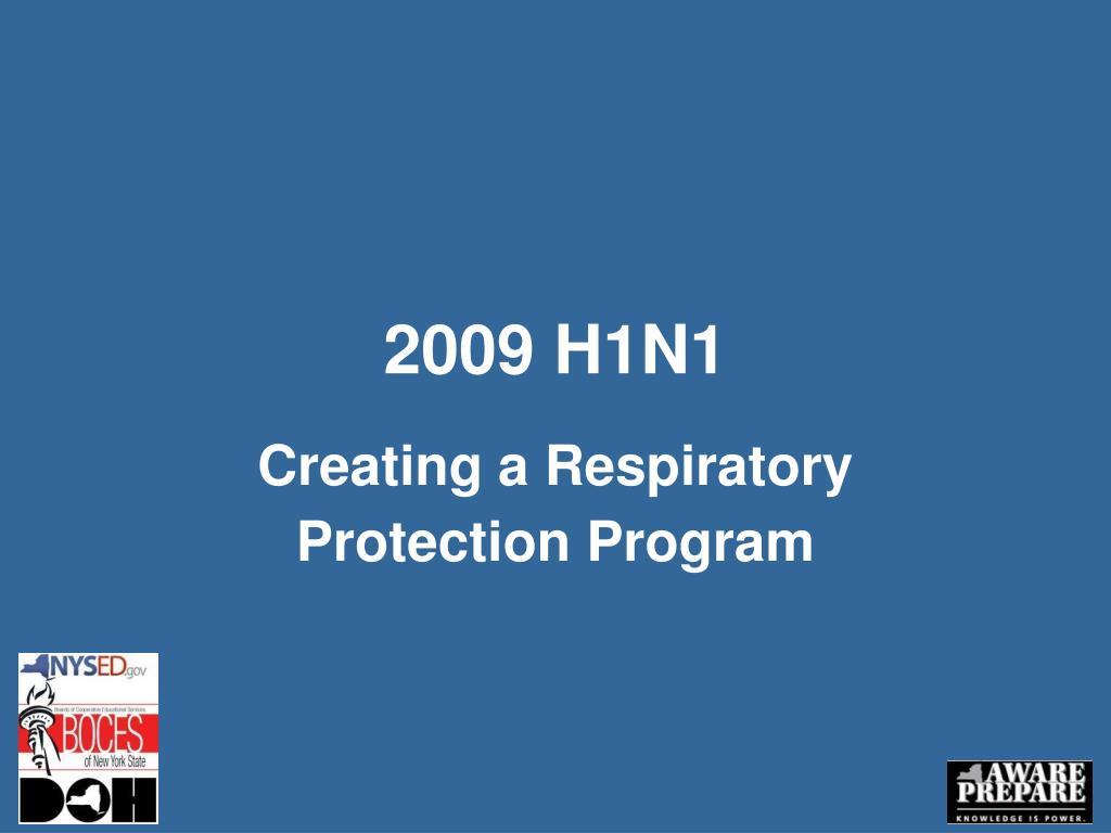 2009 h1n1 l.
