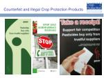 counterfeit and illegal crop protection products24