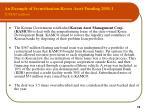 an example of securitization korea asset funding 2001 1 us 367 million