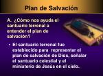 plan de salvaci n
