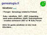 genealogia fi20