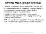 wireless mesh networks wmn s165