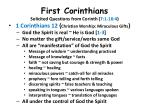 first corinthians solicited questions from corinth 7 1 16 420