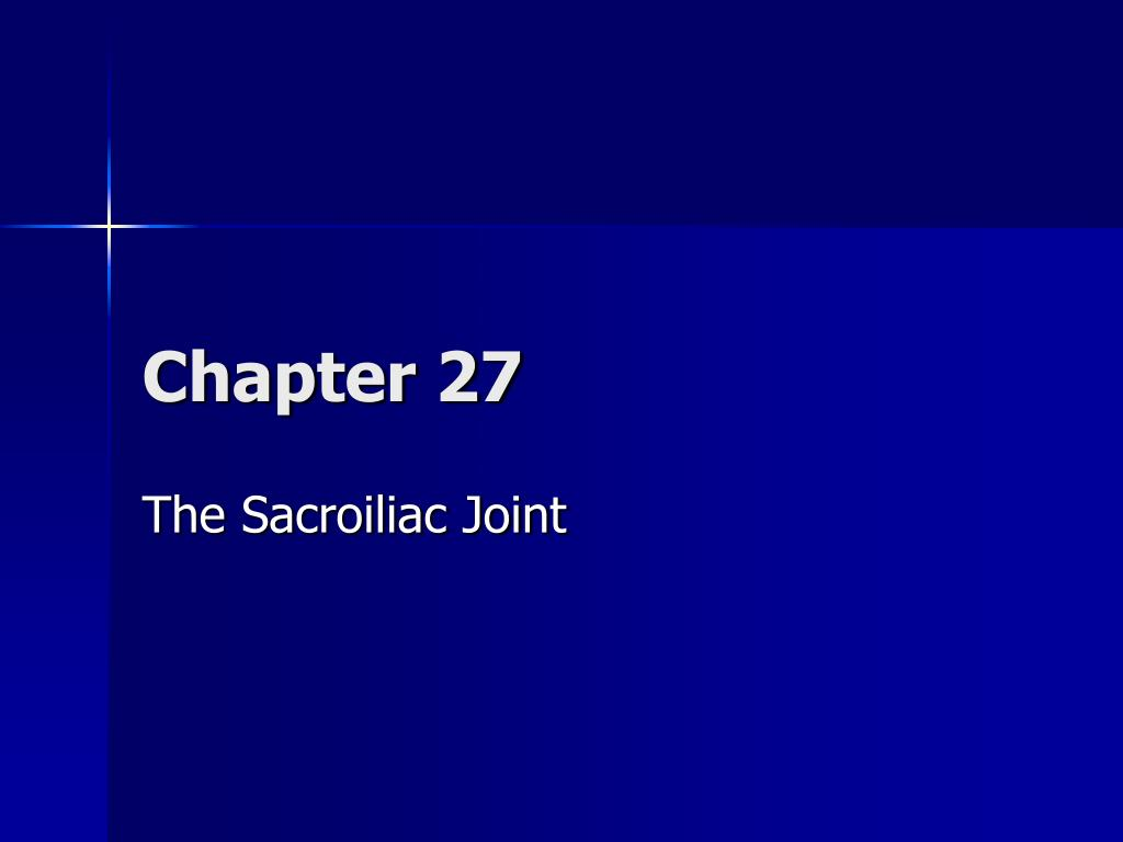 chapter 27 l.