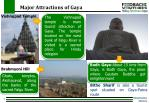 major attractions of gaya