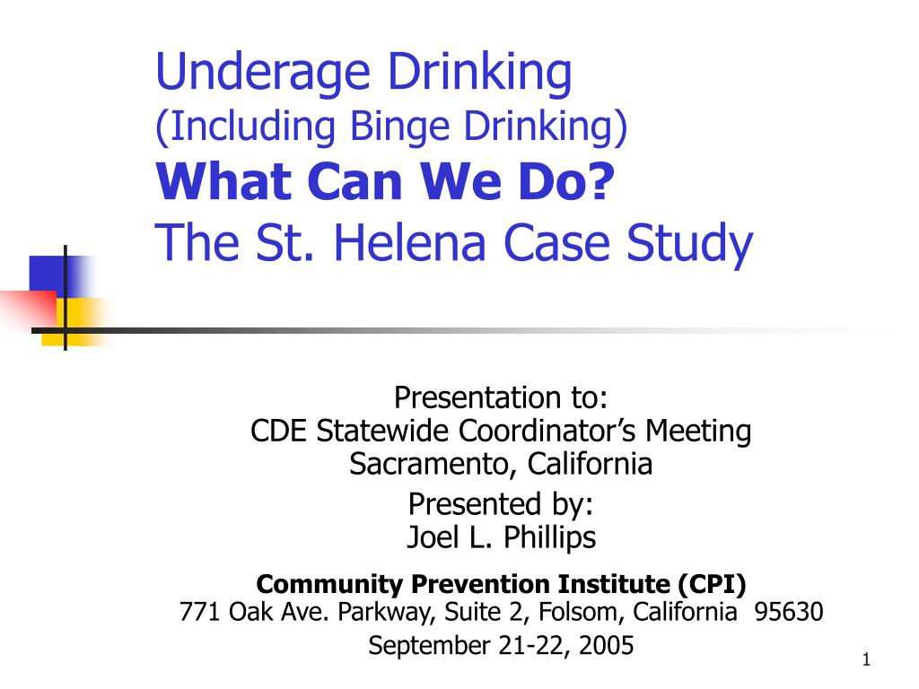 an analysis of the problem of underage drinking in united states In the united states and all over the world underage teens are drinking, and it may be because they just don't know about alcohol and its effects (monroe 56) underage or teen drinking is a major problem today that is increasing more and more, and something needs to be done to stop this increase and to control the number of underage drinkers.