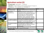 agriculture sector 2