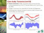 case study tanzania cont d24