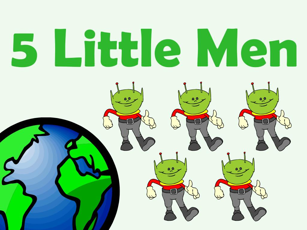 5 little men l.