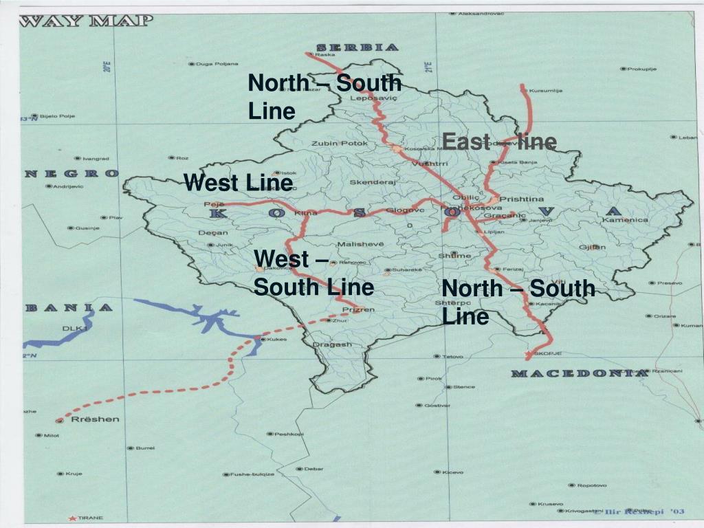 North – South Line