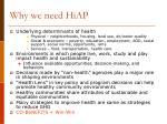 why we need hiap11