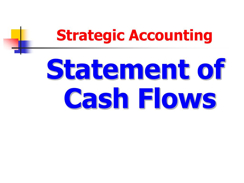 strategic accounting l.