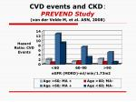 cvd events and ckd prevend study van der velde m et al asn 2008