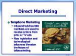 direct marketing34