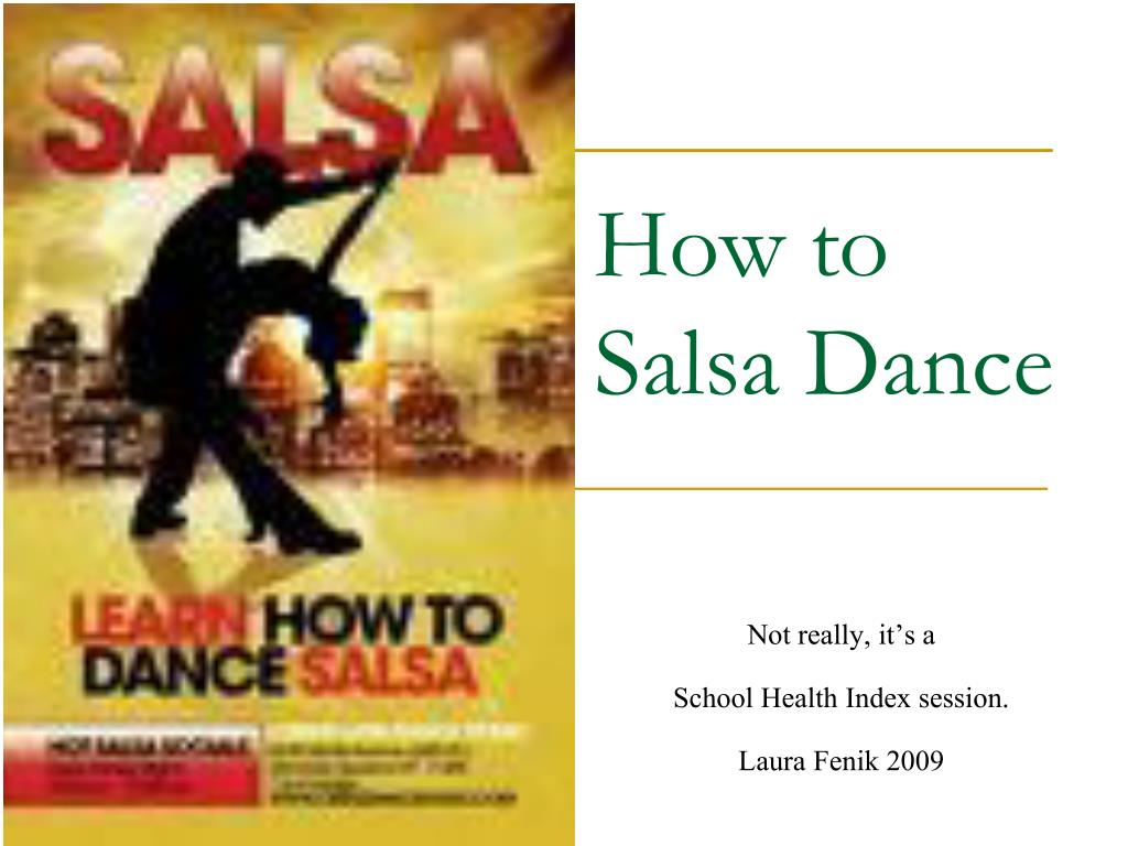 how to salsa dance l.