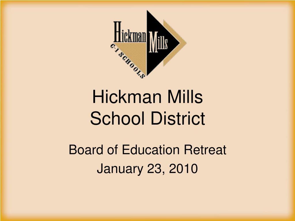 hickman mills school district l.